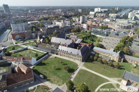 <h5>Drone photography Bijloke</h5><p>client : Ellips																																																																				</p>