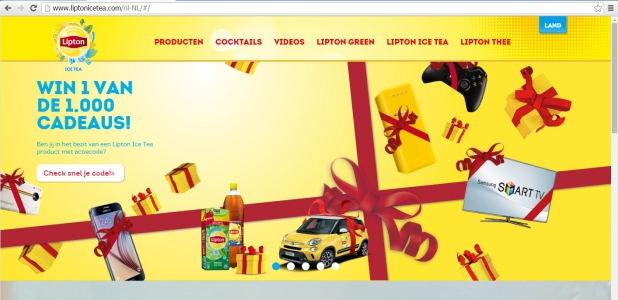 <h5>Advertisement Lipton Icetea - Fiat</h5><p>client : luon.com, Fiat and Lipton Icetea																																																																																																																																																																																																																																																																																</p>